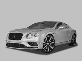 Bentley Continental GT Rental San Francisco