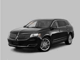 Lincoln MKT Town Car For Rent In San Francisco