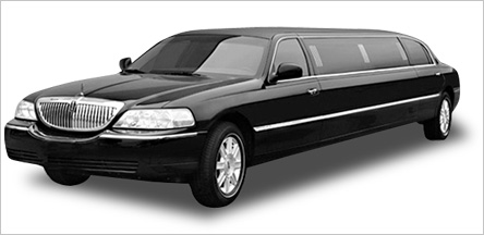 Lincoln Stretch Limo Exterior San Francisco