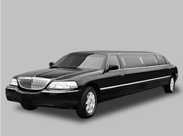 Lincoln Stretch Limousine For Rent San Francisco