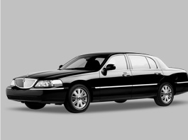 Lincoln Town Car Service San Francisco