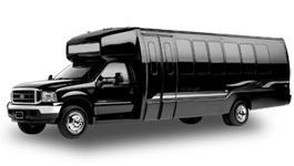 Rent 28 Passenger Party Bus In San Francisco