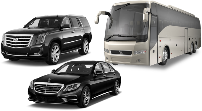 San Francisco Bus SUV Transportation Service