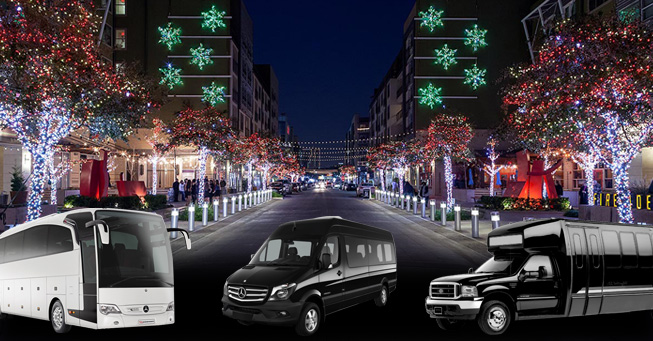San Francisco Christmas Light Tours
