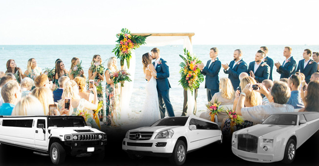 Wedding Limo Services San Francisco